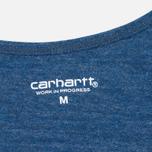 Мужская майка Carhartt WIP Holbrook Blue фото- 3