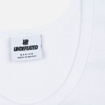 Undefeated Blinded Strike Men's T-shirt White photo- 3
