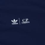 Мужская куртка ветровка adidas Originals x C.P. Company Track Night Indigo фото- 4