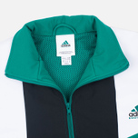 Мужская олимпийка adidas Originals Equipment Boston Green/White/Black фото- 1