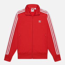 Мужская олимпийка adidas Originals Firebird Scarlet/White