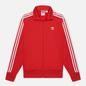 Мужская олимпийка adidas Originals Firebird Scarlet/White фото - 0
