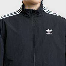 Мужская олимпийка adidas Originals Lock Up Logo Black фото- 3
