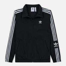 Мужская олимпийка adidas Originals Lock Up Logo Black фото- 0