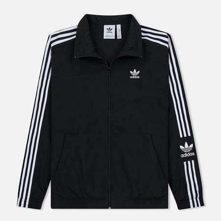 Мужская олимпийка adidas Originals Lock Up Logo Black