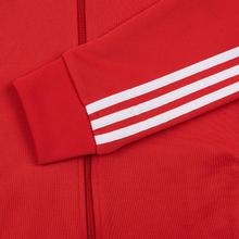 Мужская олимпийка adidas Originals SST Lush Red фото- 3