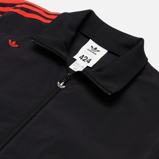Мужская олимпийка adidas Originals x 424 Track Black