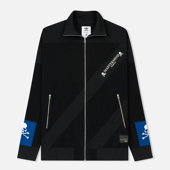Мужская олимпийка adidas Originals x Mastermind World Track Black