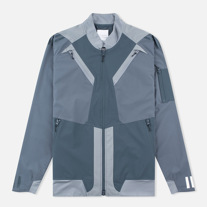 Мужская олимпийка adidas Originals x White Mountaineering Track Top Bold Onix/Grey