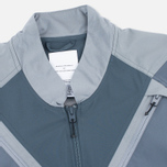 Мужская олимпийка adidas Originals x White Mountaineering Track Top Bold Onix/Grey фото- 2