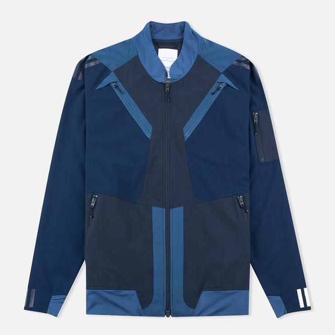 adidas Originals x White Mountaineering Track Top Men's Track Jacket Night Navy/Indigo/Marine