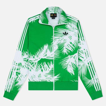 adidas Consortium x Pharrell Williams BBC Palm Tree Tank Top Men's Track Jacket White/Green