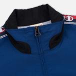 Мужская олимпийка Champion Reverse Weave Full Zip Top Black/Navy фото- 3