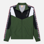 Мужская олимпийка Champion Reverse Weave Full Zip Top Military Green фото- 0