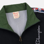 Мужская олимпийка Champion Reverse Weave Full Zip Top Military Green фото- 2