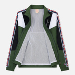 Мужская олимпийка Champion Reverse Weave Full Zip Top Military Green фото- 1