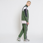 Мужская олимпийка Champion Reverse Weave Full Zip Top Military Green фото- 9