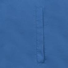 Мужская олимпийка Champion Reverse Weave Peached Feel Crinckle Water Repellent Full Zip Blue/Black/White фото- 6