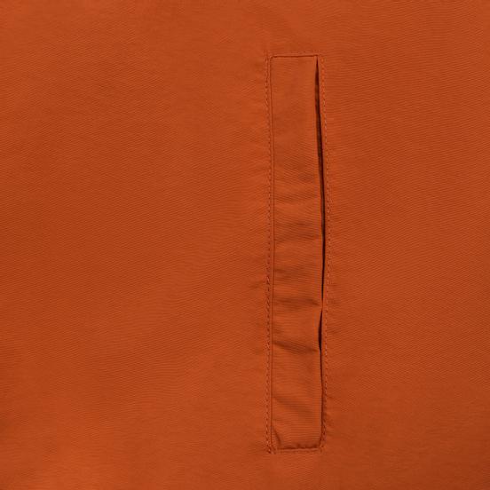Мужская олимпийка Champion Reverse Weave Peached Feel Crinckle Water Repellent Full Zip Brown/Black/White