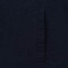 Мужская олимпийка Champion Reverse Weave Peached Feel Crinckle Water Repellent Full Zip Navy/White/Red фото- 6