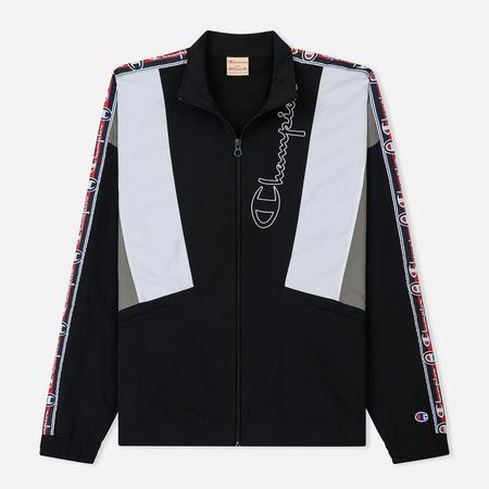 Мужская олимпийка Champion Reverse Weave Premium Track Black