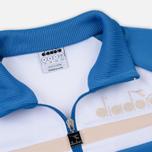 Мужская олимпийка Diadora 80s Mediterranean Blue/Rose Dust фото- 1