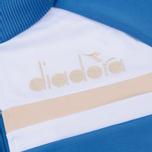 Мужская олимпийка Diadora 80s Mediterranean Blue/Rose Dust фото- 2