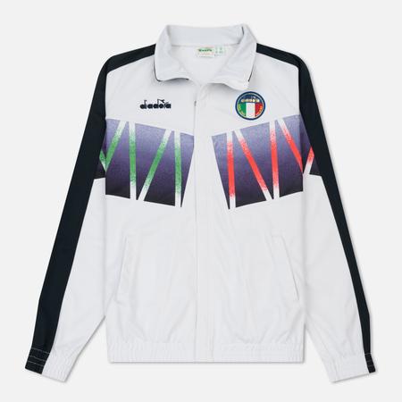 Мужская олимпийка Diadora x Roberto Baggio Signature Track Optical White