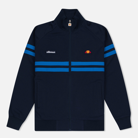Ellesse Rimini Men's Track Jacket French Blue