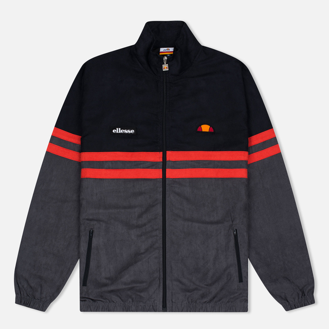 Мужская олимпийка Ellesse Rimini V Anthracite/Nine Iron