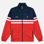 Мужская олимпийка Ellesse Rimini V Dress Blues/Flame Scarlet фото- 0