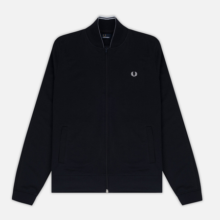 Мужская олимпийка Fred Perry Bomber Neck Track Navy