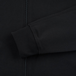 Мужская олимпийка Fred Perry Funnel Neck Track Black фото- 3