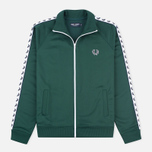 Fred Perry Laurel Wreath Tape Men's Track Jacket Ivy photo- 0