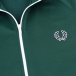 Fred Perry Laurel Wreath Tape Men's Track Jacket Ivy photo- 2