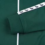Fred Perry Laurel Wreath Tape Men's Track Jacket Ivy photo- 3