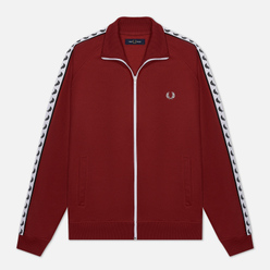 Мужская олимпийка Fred Perry Laurel Wreath Tape Rosso