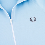 Мужская олимпийка Fred Perry Laurel Wreath Tape Sky Blue фото- 2