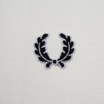 Мужская олимпийка Fred Perry Laurel Wreath Tape Snow White фото- 4