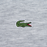 Мужская олимпийка Lacoste Live Zippered Bomber Grey фото- 3