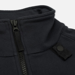 Мужская олимпийка MA.Strum Leopard Molle Zip Through Dark Navy фото- 2