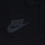 Мужская олимпийка Nike Tech Knit Bomber Black фото- 4