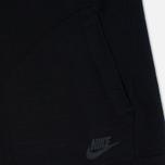 Мужская олимпийка Nike Tech Knit Bomber Black фото- 5