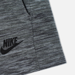 Мужская олимпийка Nike Tech Knit Bomber Dark Grey Heather/Wolf Grey/Anthracite/Black фото- 2
