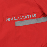 Мужская олимпийка Puma x OUTLAW Moscow Zip-Up Ribbon Red фото- 5