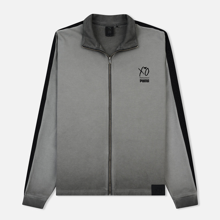 Мужская олимпийка Puma x The Weeknd XO Washed Zip Up Asphalt