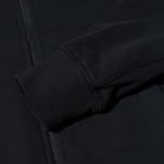 Мужская олимпийка Stone Island Brushed Cotton Fleece Black фото- 4