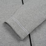 Мужская олимпийка Stone Island Lightweight Knit Grey фото- 2