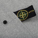 Мужская олимпийка Stone Island Lightweight Knit Grey фото- 3