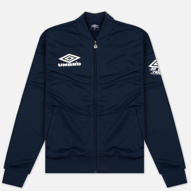 Мужская олимпийка Umbro Pro Training Rapide Tricot Navy